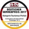 TravelScout24 Servicepreis 2017