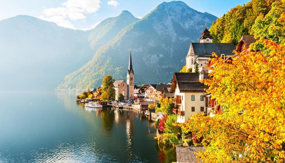 Salzburg - Salzburger Land- Österreich — Kurzurlaub in Österreich — z.B. im Zell am See, 4 Tage ÜF schon ab 113€ buchen