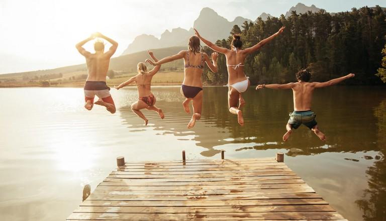 Abenteuerurlaub - Erlebnissen