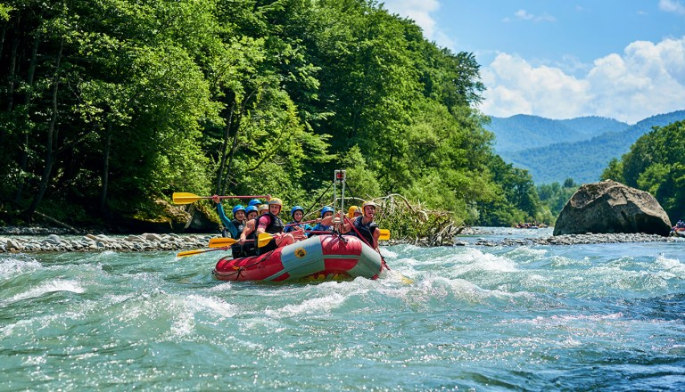 Abenteuerurlaub - Urlaub mal anders