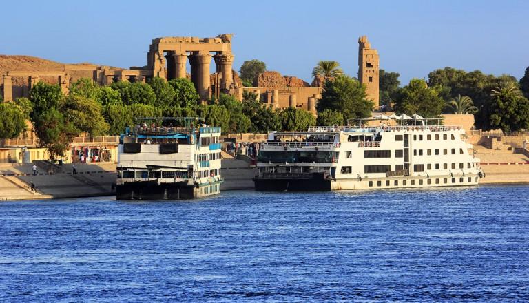 Aegypten-River Nile cruise