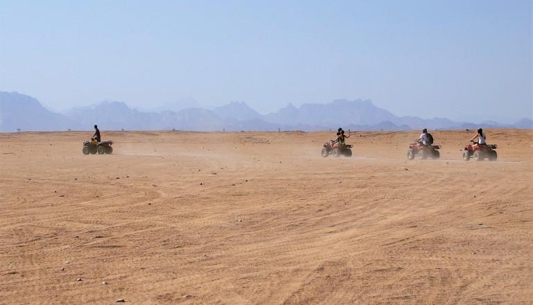 Agadir - Quad tour