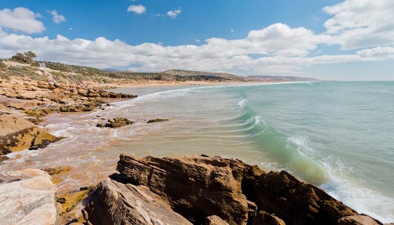 Agadir-Taghazout.