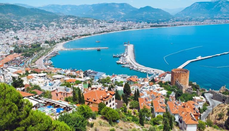 Alanya - Türkei