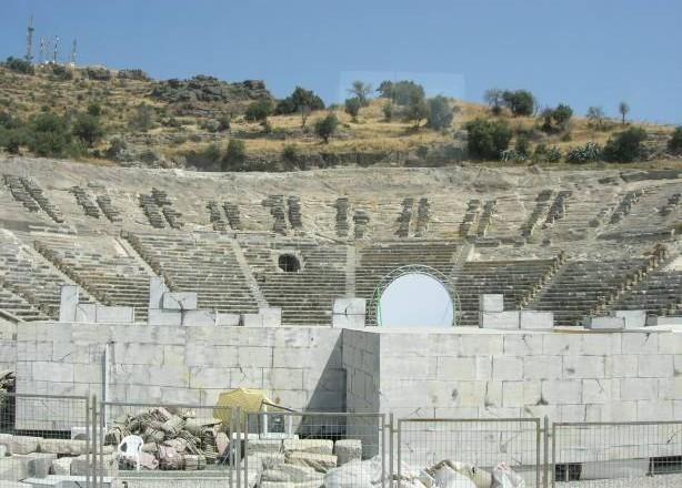 Amphitheater von Bodrum