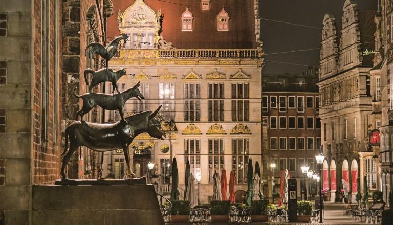 Bremen Stadtmusikanten