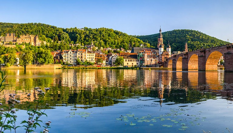 Baden-Württemberg-Odenwald-Heidelberg