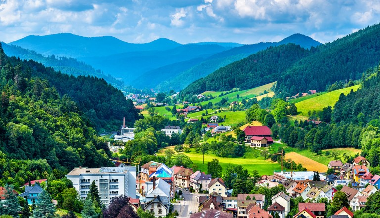 Baden-Württemberg-Schwarzwald-Hornberg