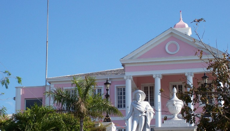 Bahamas-Government-House-in-Nassau