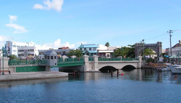Barbados - Altstadt Bridgetown