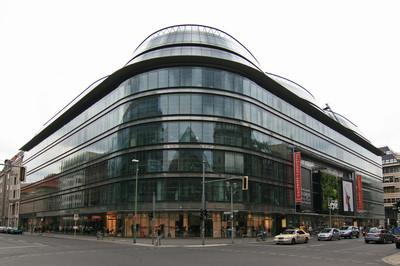 Berlin - Galeries Lafayette