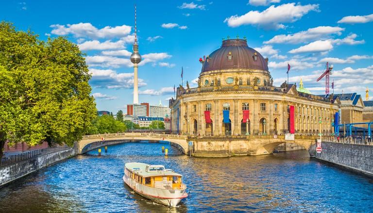 Berlin-Reisezeit.