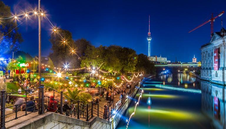 Berlin-Sommer-Partyurlaub