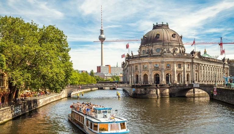 Berlins Museumsinsel.