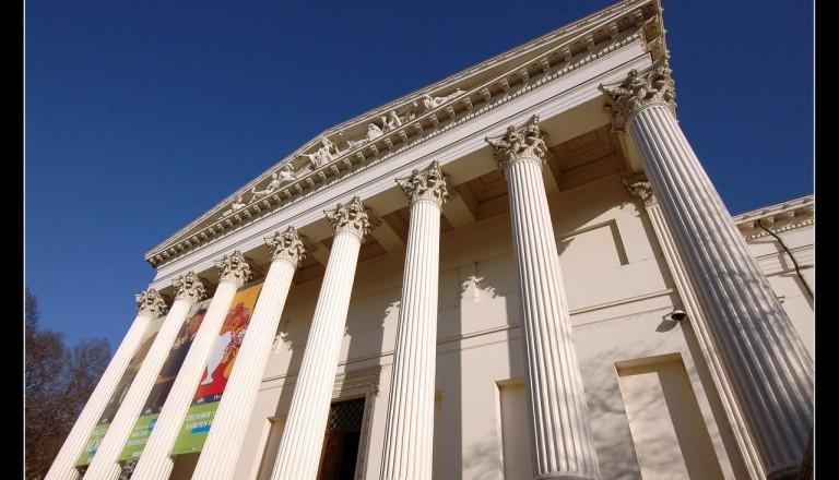 Budapest - Museum der Bildenden Künste