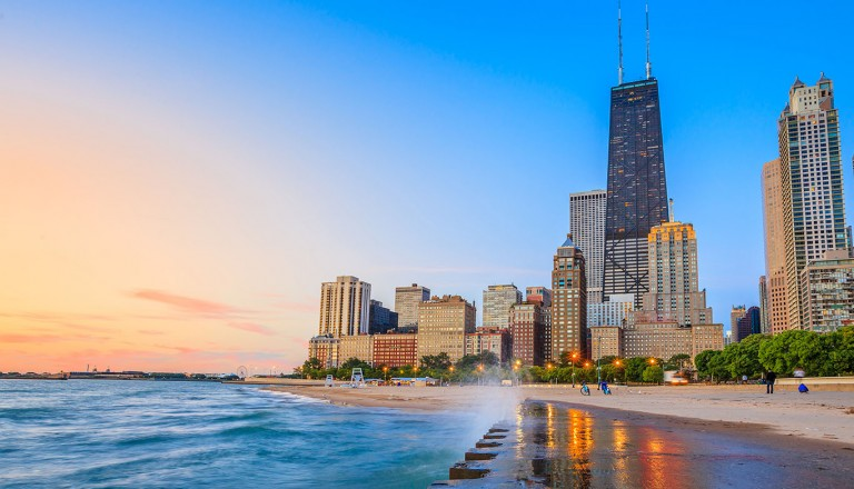 Chicago Badeurlaub