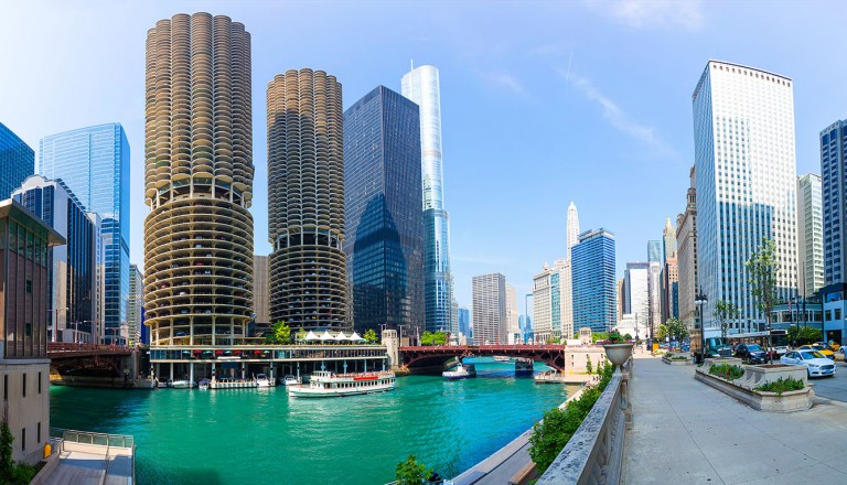 Chicago - View