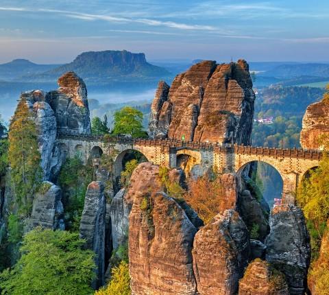4 Tage Sächsische Schweiz inkl. Frühstück zur Eigenanreise