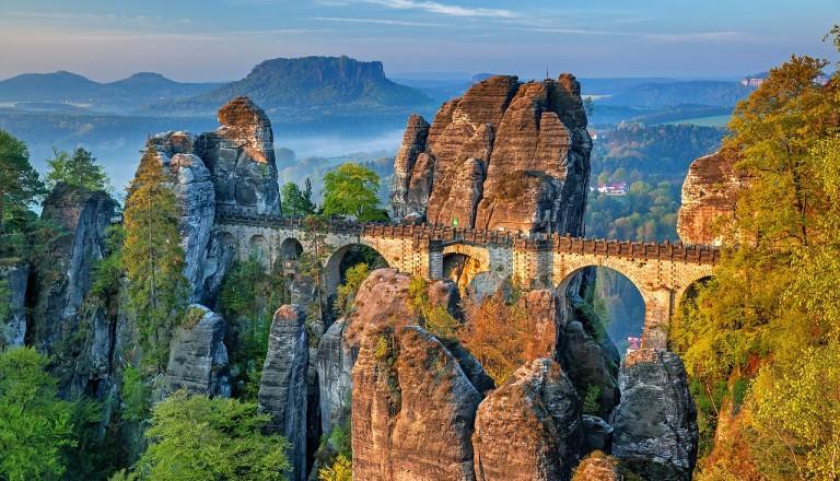 Deutschland - Sächsische Schweiz