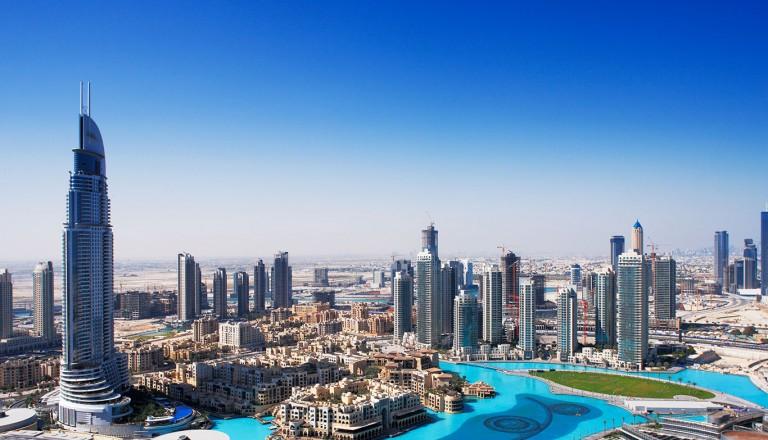 DUBAI - Reisen