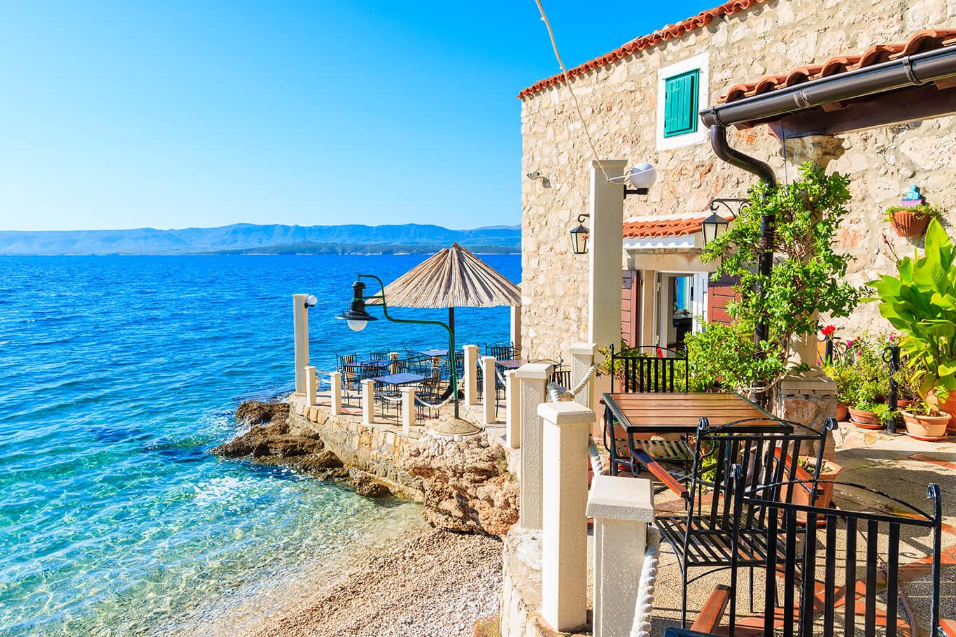 kroatien ferienh user ferienwohnungen und tipps f r ihre. Black Bedroom Furniture Sets. Home Design Ideas