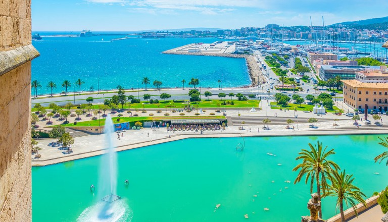 Fluege - Mallorca