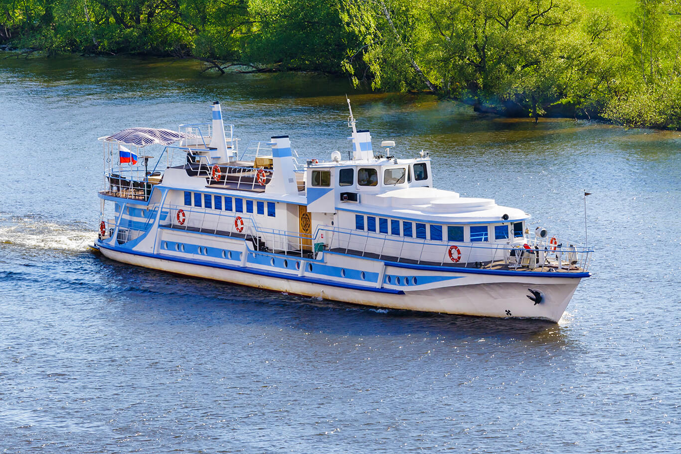 Flusskreuzfahrten - Jetzt günstig bei Travelscout24.de