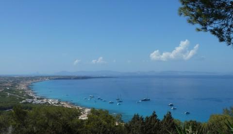 Formentera - Es Caló de Sant Agustí