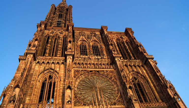 Frankreich-Liebfrauenmünster-zu-Straßburg