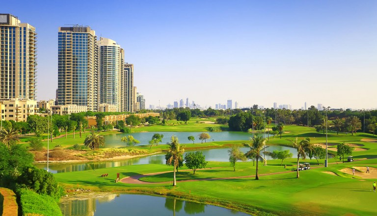 Golfurlaub - Dubai