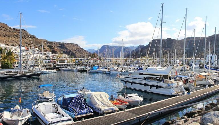 Gran Canaria - Puerto de Mogán