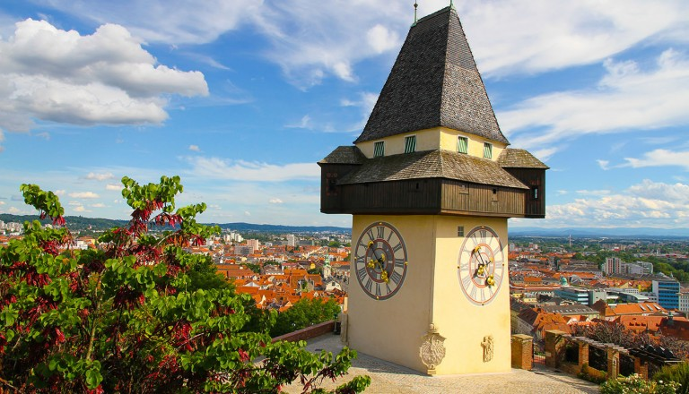 Graz-Uhrturm