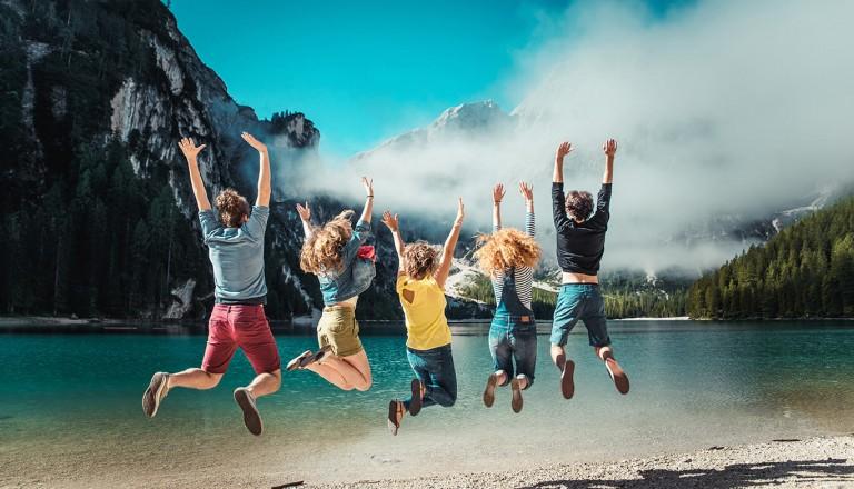 Gruppenreise - Junge Erwachsene
