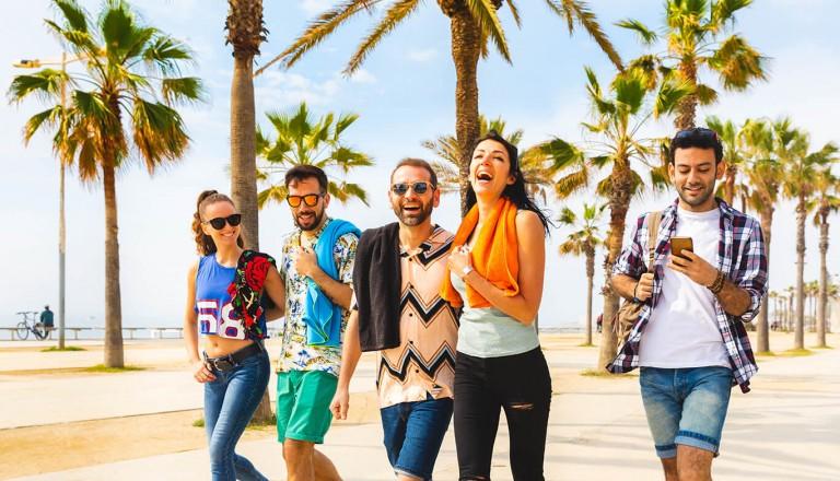 Gruppenreise - Vorteile