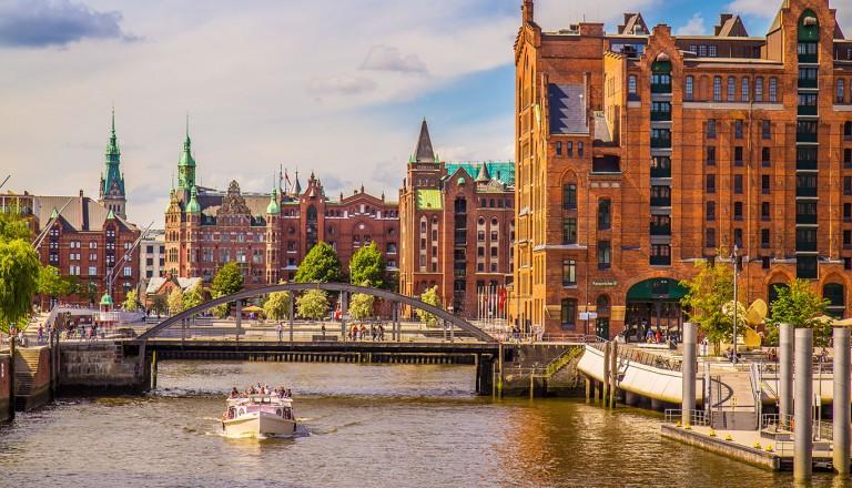 Hamburg- Hafen