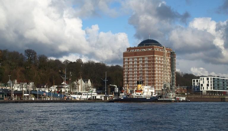 Hamburg - Museumshafen Oevelgönne