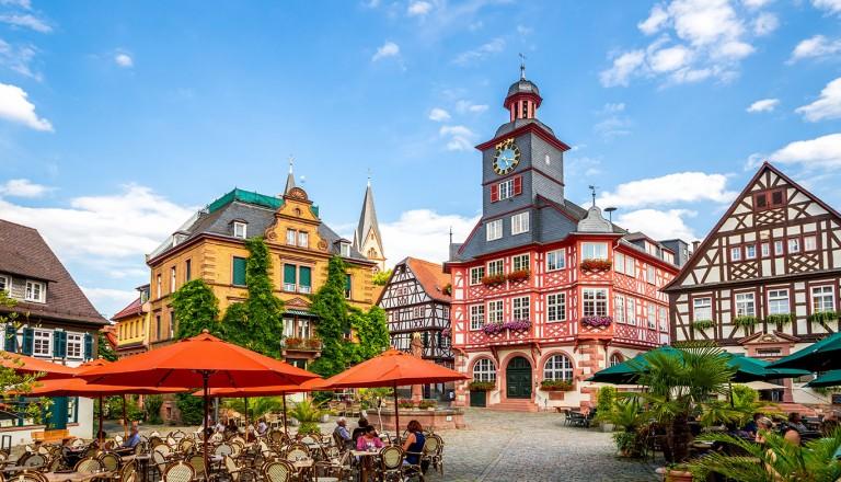Urlaub in Hessen-Heppenheim