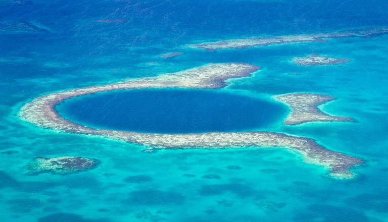 Honduras - Belize Barrier Reef