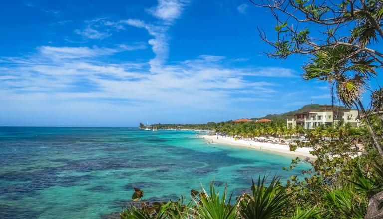 Honduras - Sandy Bay auf Roatan