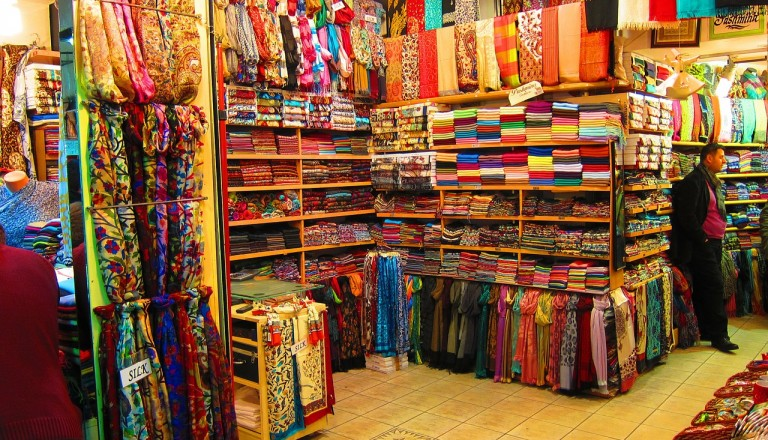 Izmir - Kemeralti Markt