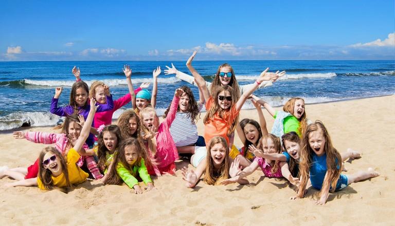 Kinder- und Jugendreise