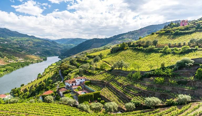 Kreuzfahrt - Alto Douro