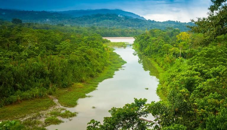 Kreuzfahrt - Amazonas - Anavilhanas