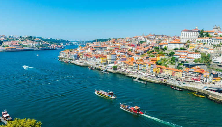 Kreuzfahrt - Douro - Porto