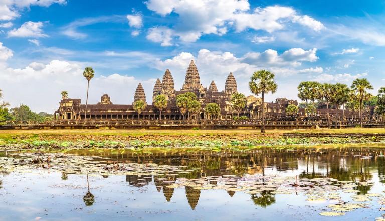 Kreuzfahrt - Mekong - Angkor Wat