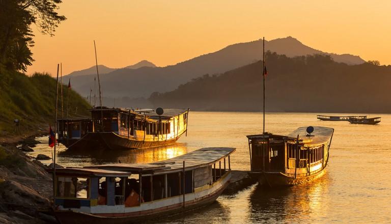 Kreuzfahrt - Mekong Delta