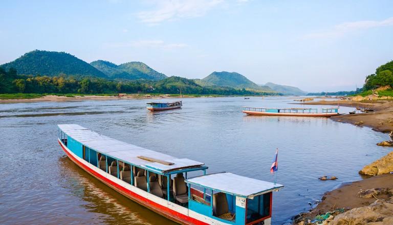Kreuzfahrt - Mekong - Laos