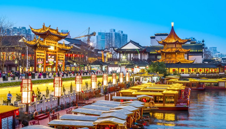 Kreuzfahrten - Jangtse - Nanjing