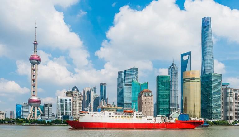 Kreuzfahrten - Jangtse - Shanghai