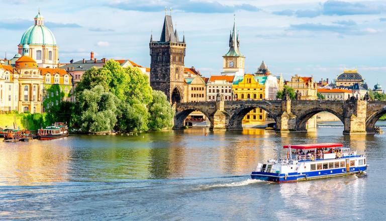Kreuzfahrten - Prag
